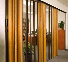 Accordion Wall Systems